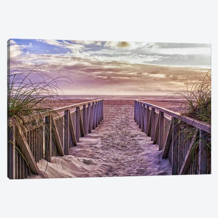 Entry Canvas Print #CHK3} by Chuck Burdick Canvas Wall Art