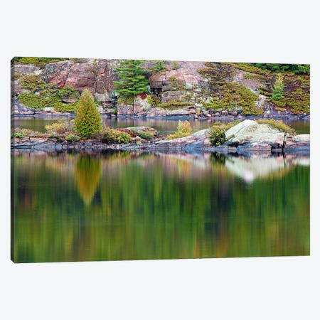 Reflections Canvas Print #CHK8} by Chuck Burdick Canvas Artwork