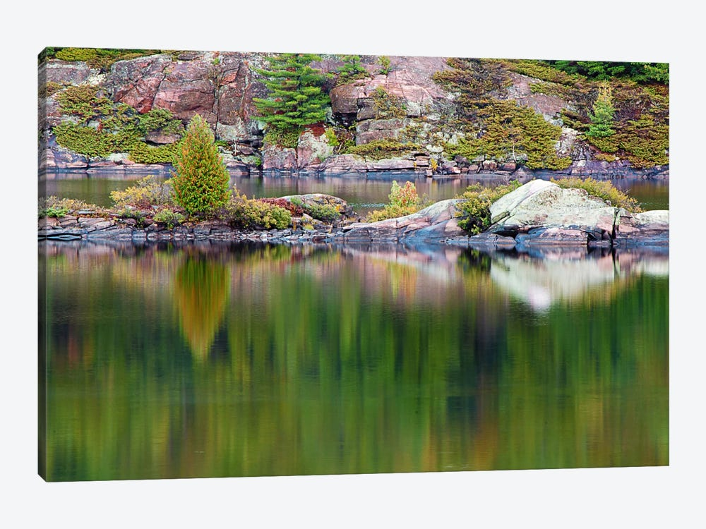 Reflections by Chuck Burdick 1-piece Art Print