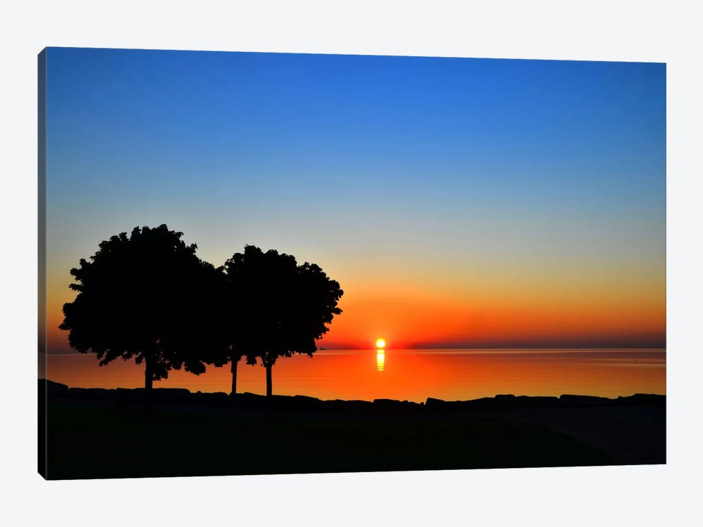 Rise And Shine by Chuck Burdick 1-piece Canvas Artwork