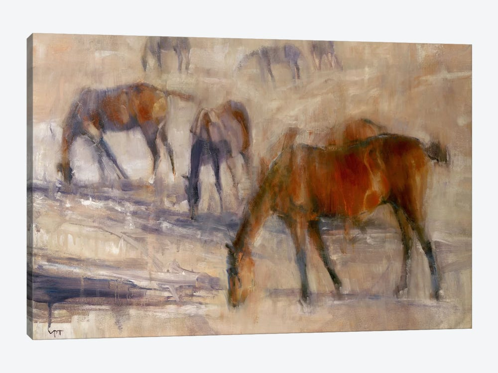 Kentucky Morning III by Valtcho Tonov 1-piece Canvas Art