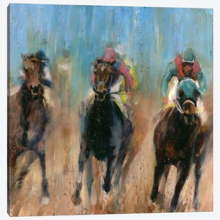 Run Canvas Print #CHO4} by Valtcho Tonov Canvas Print