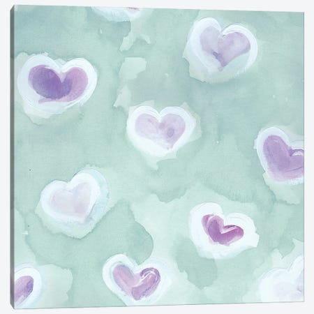 Be Mine Canvas Print #CHP23} by Marcy Chapman Canvas Artwork