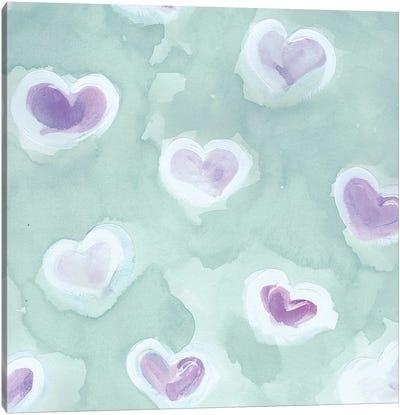 Be Mine Canvas Art Print