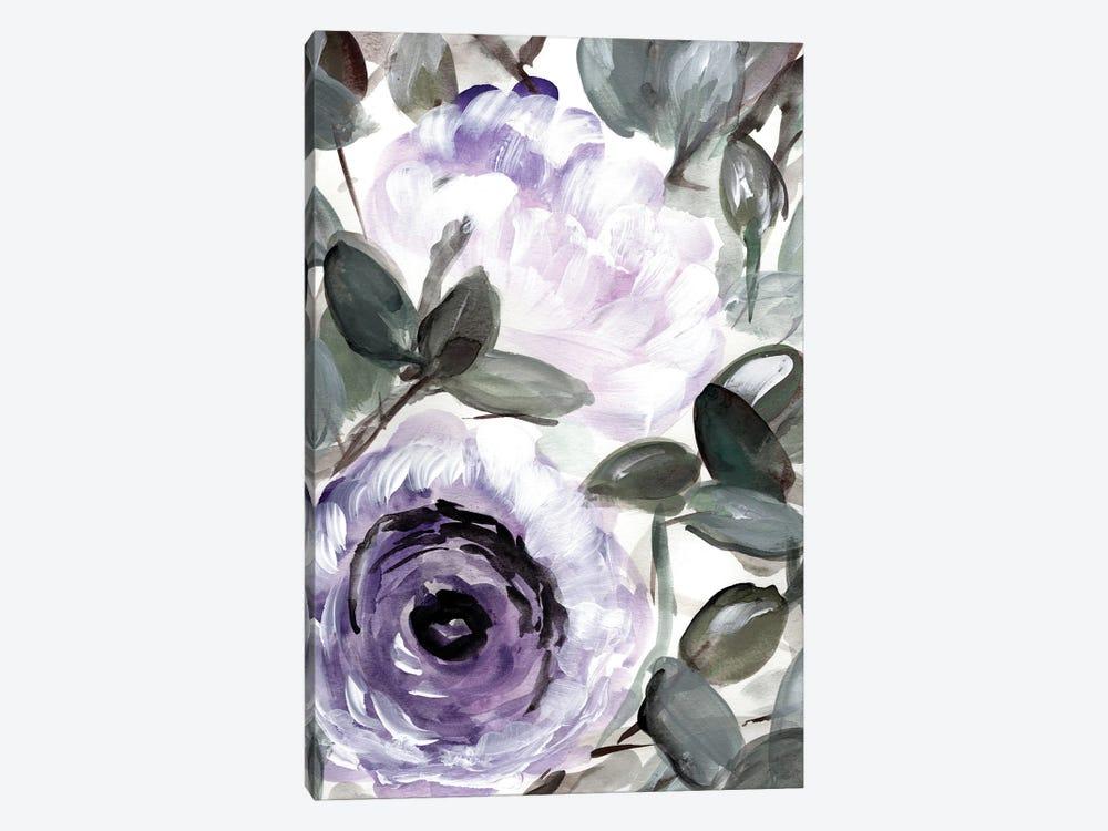 Farmhouse Bush Purple I by Marcy Chapman 1-piece Canvas Artwork