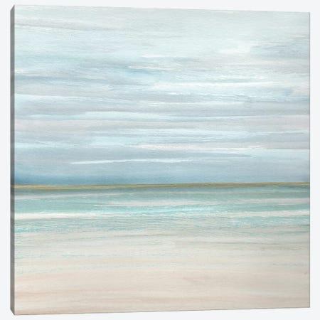 Blue Ocean Canvas Print #CHP2} by Marcy Chapman Canvas Artwork