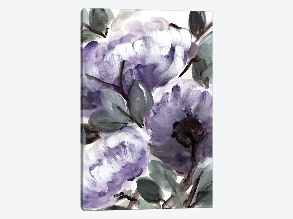 Farmhouse Bush Purple II by Marcy Chapman 1-piece Canvas Art
