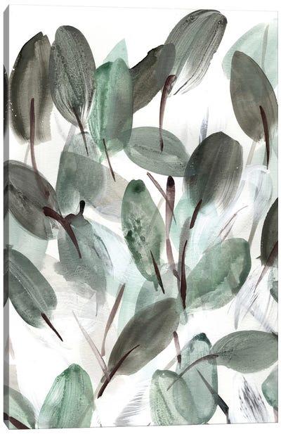 Farmhouse Leafy I Canvas Art Print