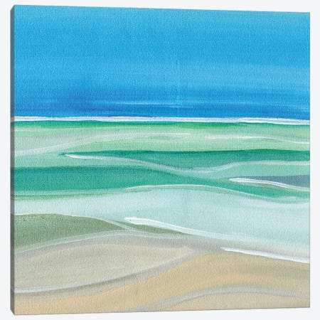 Hinting At Summer Canvas Print #CHP37} by Marcy Chapman Canvas Artwork