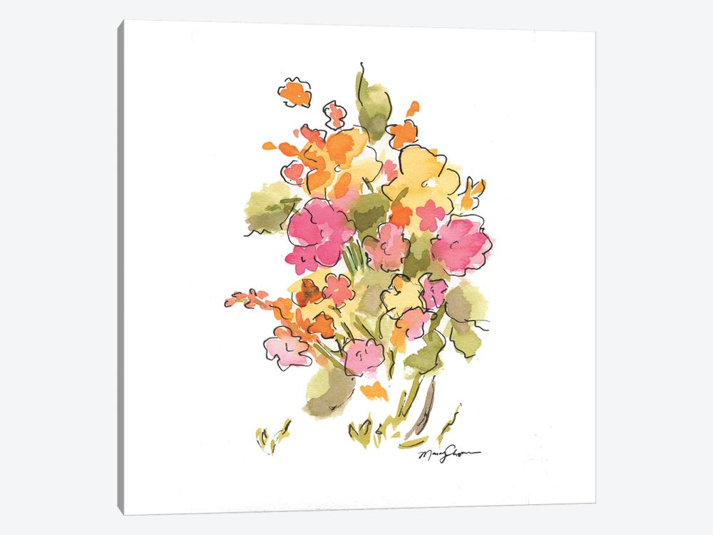 Springtime by Marcy Chapman 1-piece Art Print