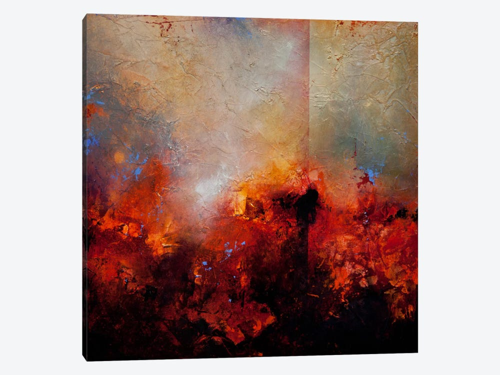 Red Earth by CH Studios  1-piece Canvas Artwork