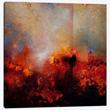 Red Earth 3-Piece Canvas #CHS12} by CH Studios Canvas Art