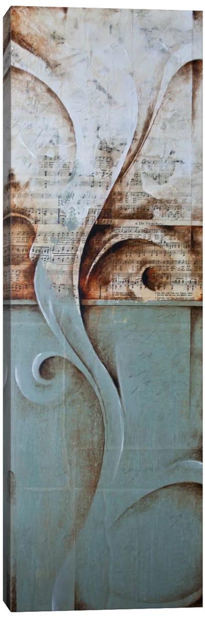 Mozart Sounds Canvas Print #CHS16