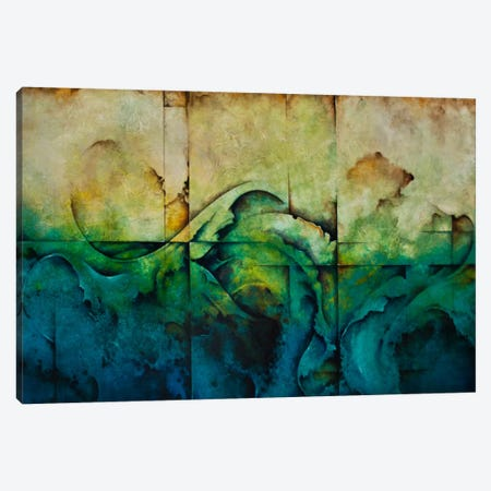 Paradise Canvas Print #CHS18} by CH Studios Canvas Wall Art