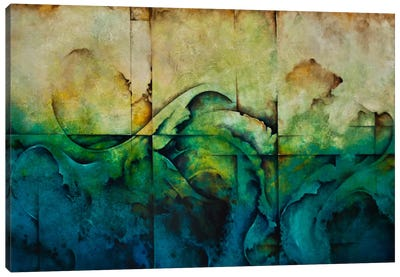 Paradise Canvas Print #CHS18