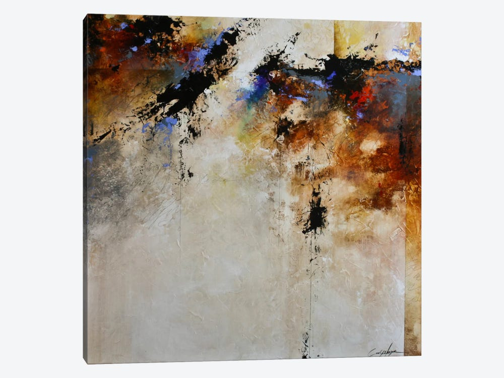Fallen Light 1-piece Canvas Print