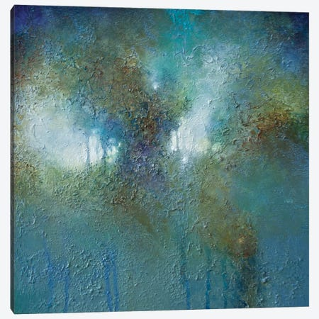 Mystic Forest Canvas Print #CHS28} by CH Studios Art Print