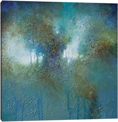 Mystic Forest Canvas Art Print