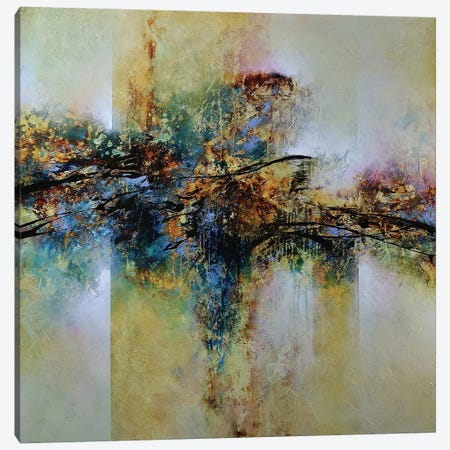Summer Rain Canvas Print #CHS33} by CH Studios Canvas Artwork
