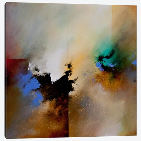 Clouds Connected II 3-Piece Canvas #CHS3} by CH Studios Art Print