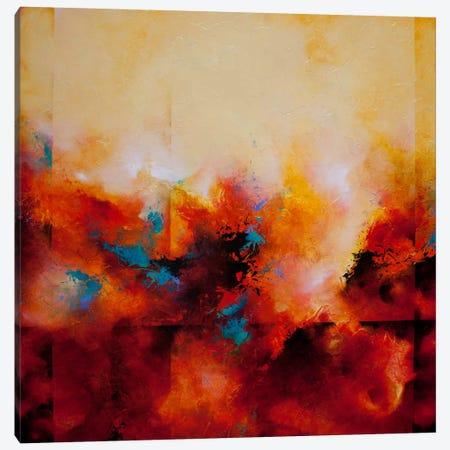 Light Strides Canvas Print #CHS4} by CH Studios Canvas Artwork