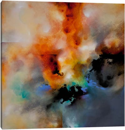 Magic Sky Canvas Print #CHS6