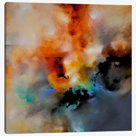 Magic Sky Canvas Print #CHS6} by CH Studios Canvas Artwork