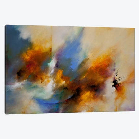 Serenade Canvas Print #CHS8} by CH Studios Canvas Print