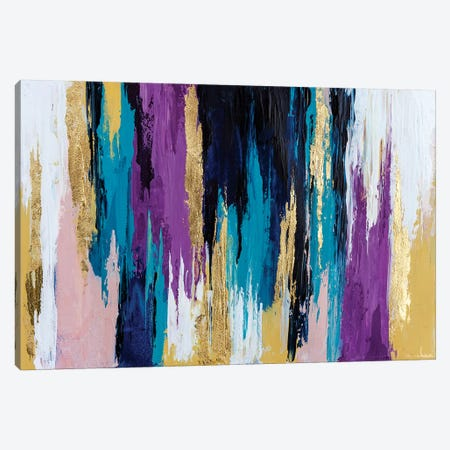 Love At First Sight Canvas Print #CHU11} by Nikki Chauhan Canvas Artwork