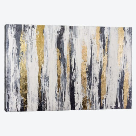 Parallelism Canvas Print #CHU13} by Nikki Chauhan Canvas Art