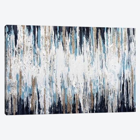 Silver Lining Canvas Print #CHU15} by Nikki Chauhan Canvas Art Print