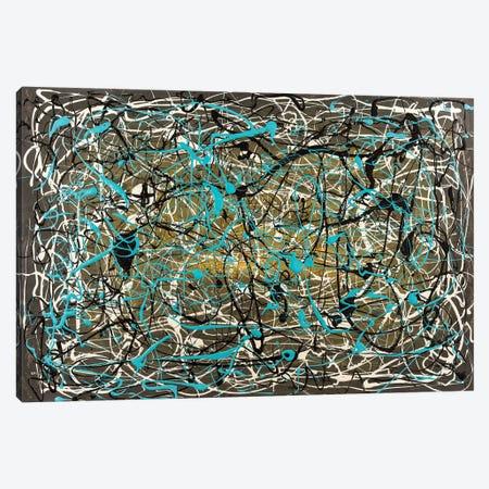 Tangled Canvas Print #CHU20} by Nikki Chauhan Canvas Print
