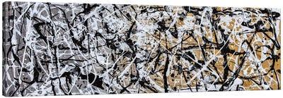 The Chaos I Canvas Art Print