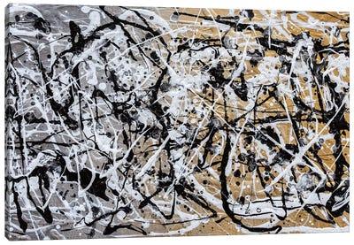 The Chaos II Canvas Art Print