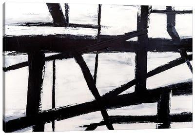 Building Blocks II Canvas Art Print