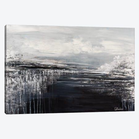 Distant Land Canvas Print #CHU29} by Nikki Chauhan Art Print