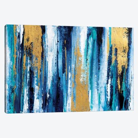 Between The Lines Canvas Print #CHU2} by Nikki Chauhan Canvas Art Print