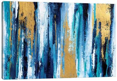 Between The Lines Canvas Art Print