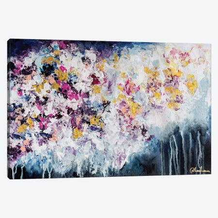 Meadow Bliss Canvas Print #CHU32} by Nikki Chauhan Canvas Wall Art