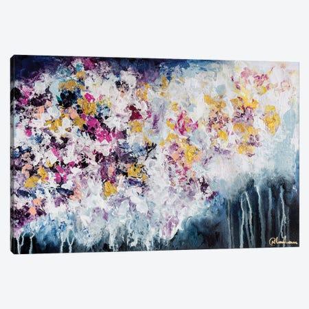 Meadow Bliss Canvas Print #CHU32} by Nikki Chauhan Canvas Wall Art