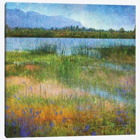 Lake Near Mesa Verde Canvas Print #CHV13} by Christopher Vest Canvas Art Print