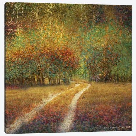 Bright Cottonwoods Canvas Print #CHV33} by Christopher Vest Canvas Print