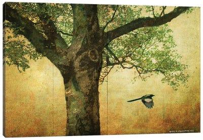 Goldleaf Big Tree Canvas Art Print