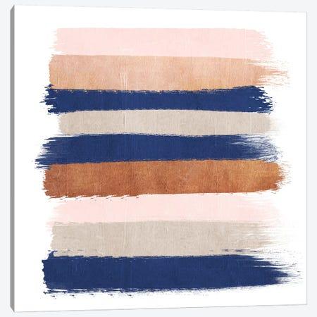 Skadi Stripes Canvas Print #CHW102} by Charlotte Winter Canvas Print