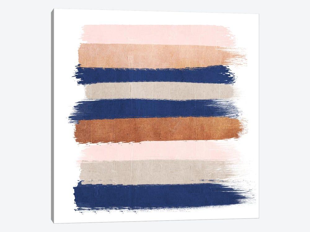 Skadi Stripes by Charlotte Winter 1-piece Canvas Art