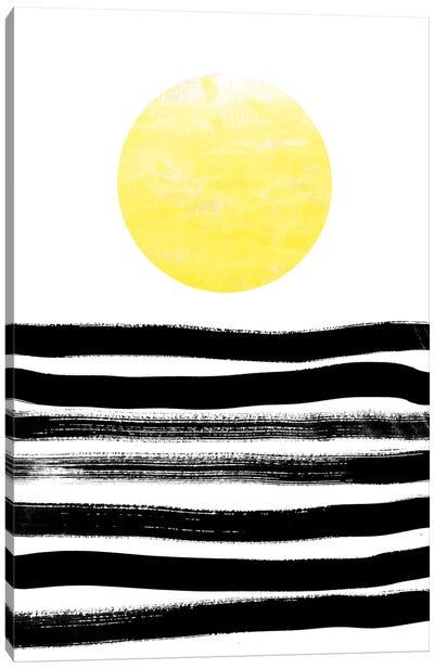 Sola Canvas Art Print