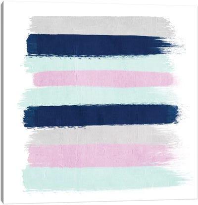 Berti Stripes Canvas Art Print