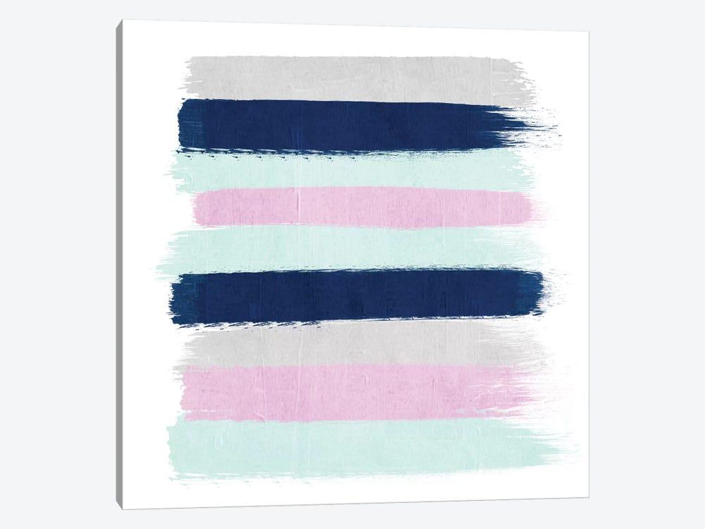 Berti Stripes by Charlotte Winter 1-piece Art Print