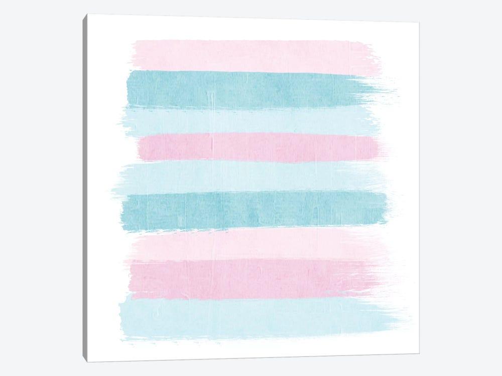 Danni Stripes by Charlotte Winter 1-piece Art Print