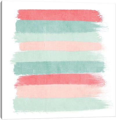 Joro Stripes Canvas Art Print